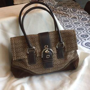 Coach bag. Soho hand & shoulder bag
